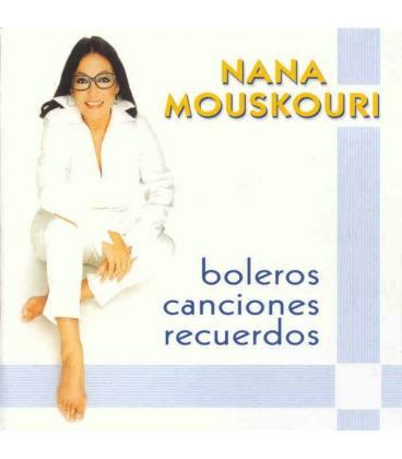 Boleros, Canciones, Rec...-2 CD