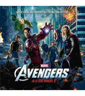 Avengers Assemble (Marvel Vengad) (1)-1 CD