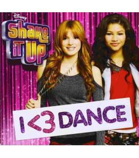 Chake It Up, I <3 Dance