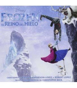 Frozen-El Reino Del Hielo-1 CD