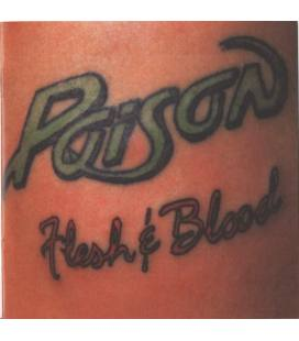 Flesh And Blood-1 CD