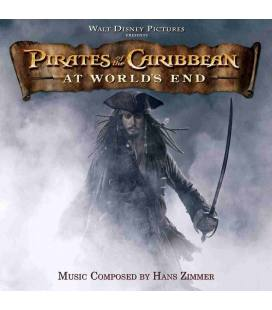 Pirates Of The Caribean 3 (Intl (1)-1 CD