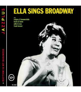 Sings Broadway (+Rhythm)-1 CD