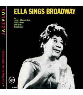 Sings Broadway (+Rhythm)-1 CD