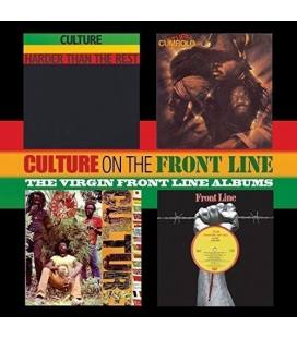 Culture On The Front Line-The Vi-2 CD