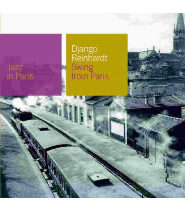 Swing From Paris -1 CD