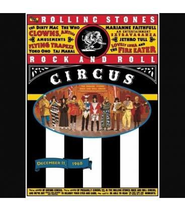 Rock & Roll Circus-1 DVD