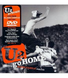 Go Home / Live At Slane Castle (Ed. Normal)-1 DVD