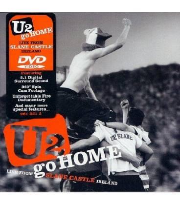 Go Home / Live At Slane Castle (Ed. Normal)-1 DVD