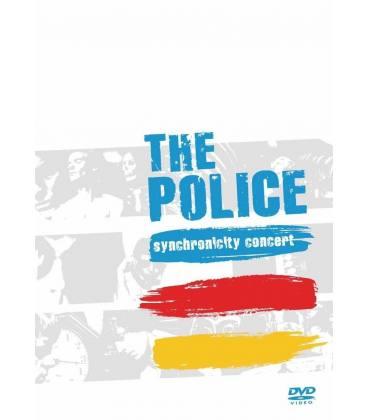 Synchronicity Concert-1 DVD