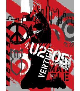 2005 Vertigo, Live From Chicago-1 DVD