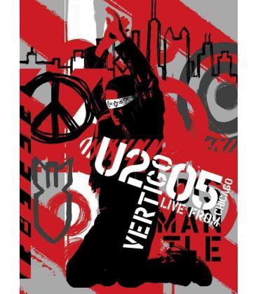 2005 Vertigo, Live From Chicago-1 DVD