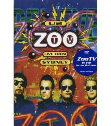 Zoo Tv Life From Sidney-1 DVD