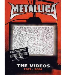 The Videos 1989-2004-1 DVD