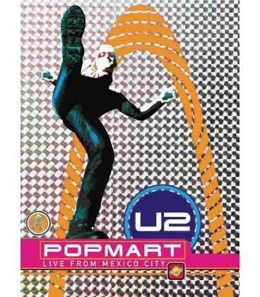 Popmart Live From Mexico City (Standard)-1 DVD