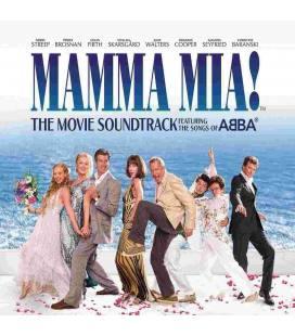 Mamma Mia! The Movie Soundtrack-1 CD