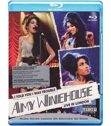 I Told You I Was Trouble-1 BLU-RAY
