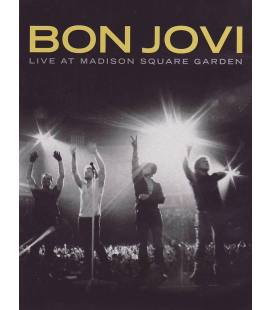 Live At Madison Square Garden-1 DVD