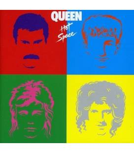 Hot Space-1 CD