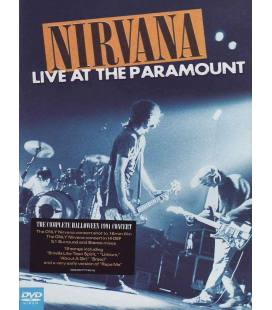 Live At The Paramount Theatre-1 DVD