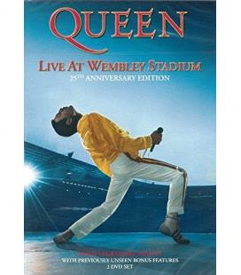 Live At Wembley Stadium (Standard)-2 DVD