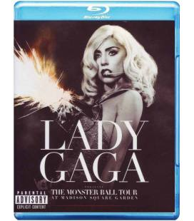 The Monster Ball Tour At-1 BLU-RAY