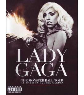 The Monster Ball Tour At-1 DVD