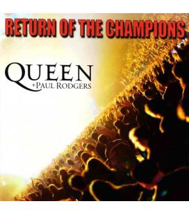 Return Of The Champ-2 CD