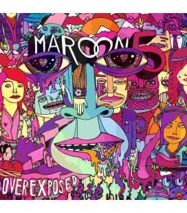 Overexposed (Standard)-1 CD