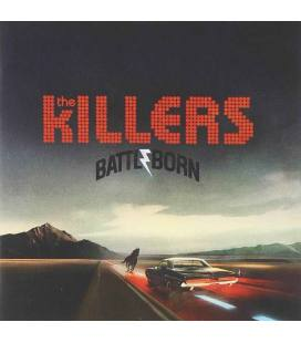 Battle Born (Standard)-1 CD