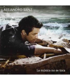 La Musica No Se Toca-1 CD