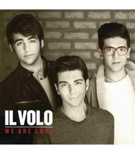 We Are Love-1 CD