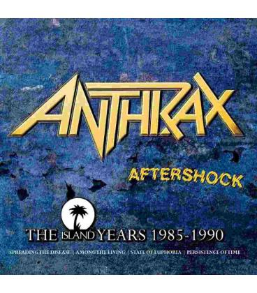 Aftershock - The Island Years-4 CD