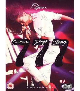 777 Tour 7 Countries 7 Days 7 Shows-1 DVD