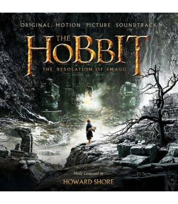 El Hobbit-La Desolacion De Smaug-St (2)-2 CD