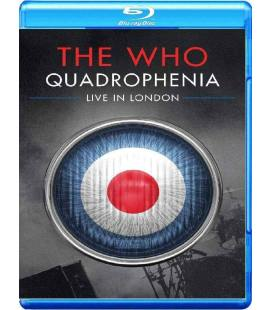 Quadrophenia Live In London-1 BLU-RAY
