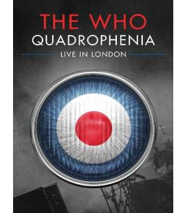 Quadrophenia Live In London-1 DVD