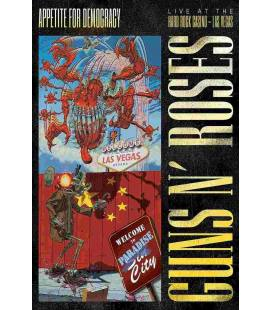 Appetite For Democracy-1 DVD