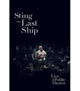 The Last Ship-1 DVD