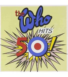The Who Hits 50 Standard-1 CD