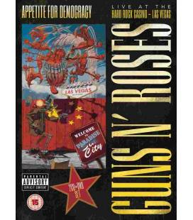 Appetite For Democracy/D-3 CD BOX