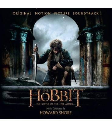 B.S.O. El Hobbit-Batalla 5 Ejercitos (Standard) (2)-2 CD