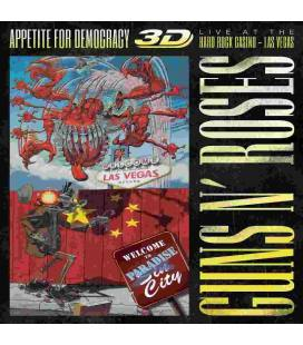 Appetite For Democracy-3 BLU-RAY