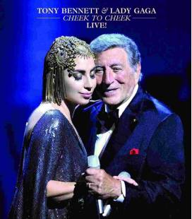 Cheek To Cheek Li-1 BLU-RAY