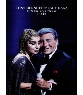 Cheek To Cheek Live!-1 DVD