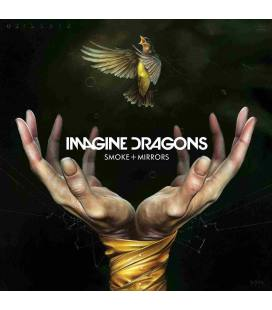 Smoke + Mirrors (Standar) (1)-1 CD