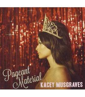 Pageant Material-1 CD