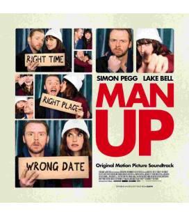 Man Up-1 CD