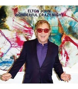 Wonderful Crazy Night (Standard)-1 CD