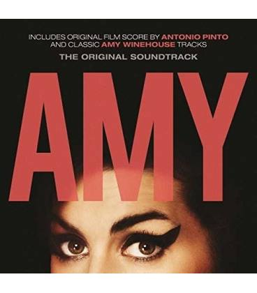 Amy The Original Soundtrack (1)-1 CD